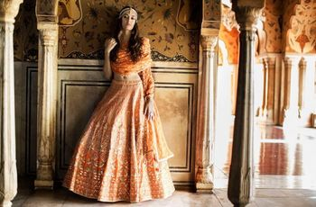 9 Fashion Designers in Delhi to Amp up Your Style Quotient for the Big Day