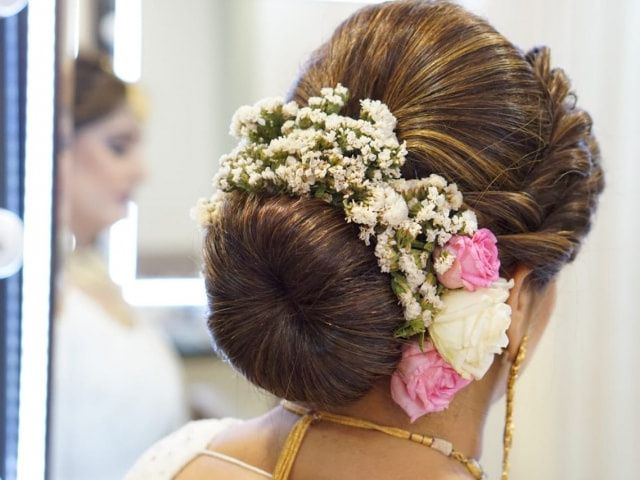 10 New Bun Hairstyles for the Modern Day Bride