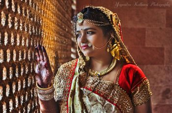 Embrace Royalty with the Rajputi Jewellery on Your Wedding Day