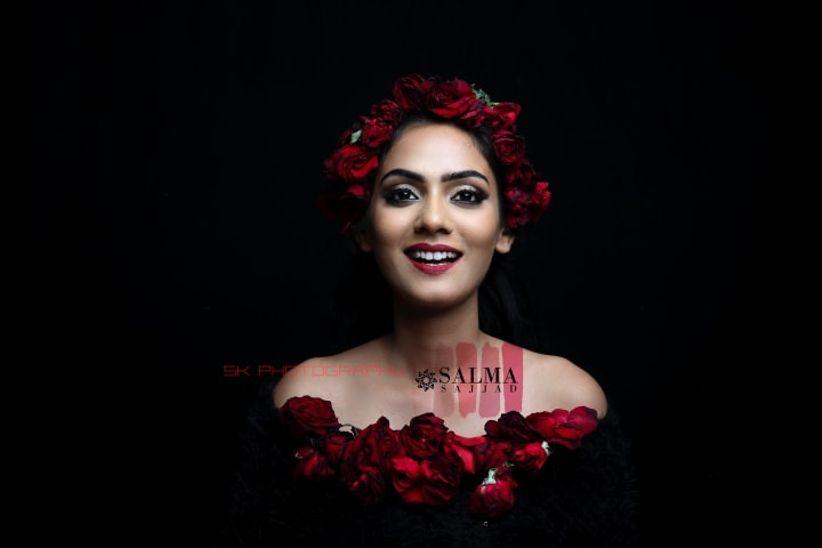 Makeup by Salma Sajjad