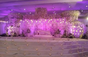 Tips for a Pretty Wedding Reception Stage
