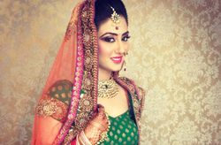 How to Create the Perfect Desi Vintage Bride Look