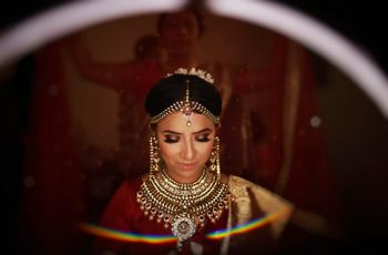 Choose the Right Necklace for Lehenga and Nail Your Bridal Look