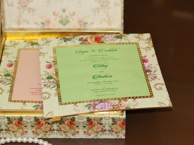 Engagement Invitation Quotes You Must Include While Penning Your Wedding Invite