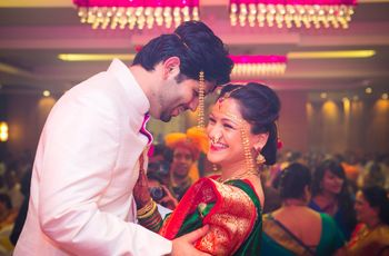 Marathi Sakharpuda - Here's What Really Goes On In This Engagement Ceremony