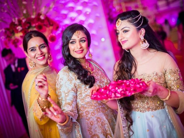 What to Wear To Your Sangeet Ceremony