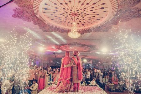 Ways to Have a Bollywood-Inspired Wedding