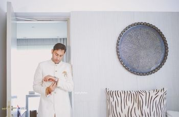 The Complete Skin Care Routine for the Groom-To-Be