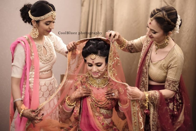 This Is How You Can Wear A Dupatta In Different Styles At Weddings