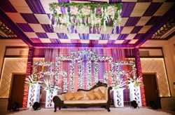 Let your love for Bollywood show on your wedding day by throwing a Bollywood-style party!