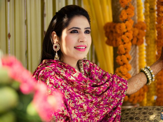 How to Wear Heavy Dupatta on Suit for Your Wedding Ceremonies