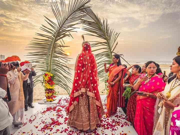 Aksa Beach: An Offbeat Wedding Destination You Must Check Out!