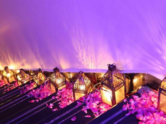 Lantern Ideas for Your Wedding