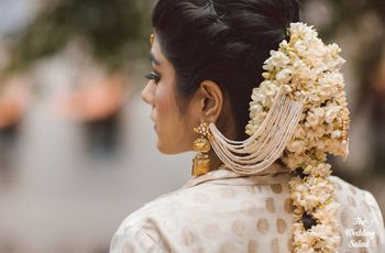 8 Gorgeous Indian Hairstyles with Gajra for Everyone