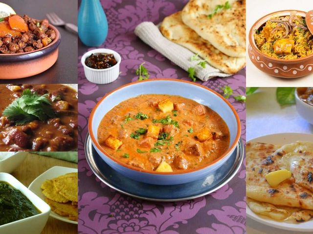 Plan Your Punjabi Food Menu List With This Perfect Guide For All 6 Courses