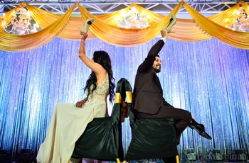Check out These Cool Ways to Make Your Sangeet Dance Video Totally Epic