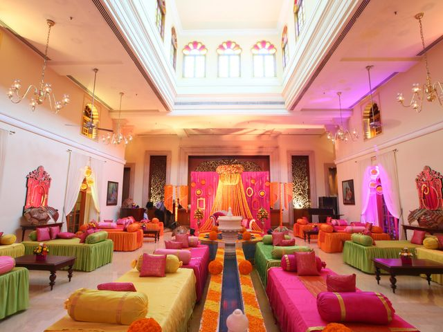 Floor Seating Ideas to Go With All of Your Wedding Functions