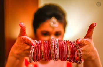 9 Kinds of Bridal Bangles To Complete Your Bridal Look
