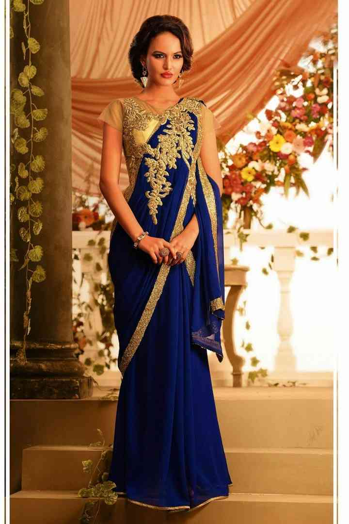 7 Contemporary Saree Draping Styles For Wedding Every Bride Must Try