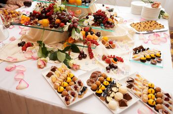 A Delectable Vegan Wedding Food Menu for Your Diet-Conscious Guests