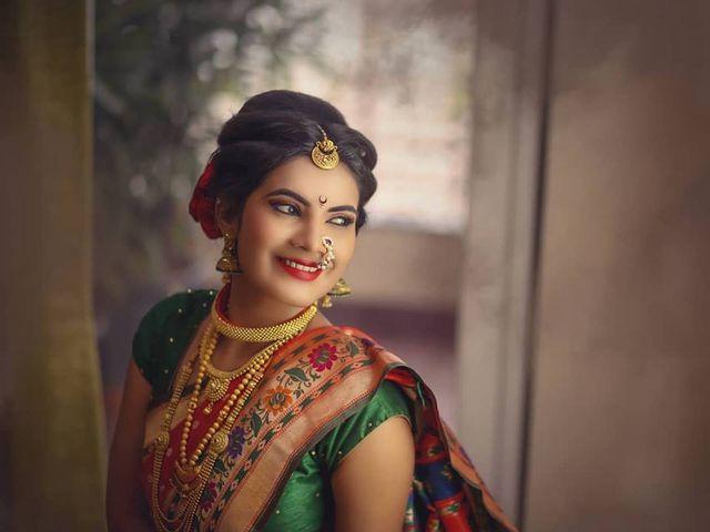 Marathi makeup 101: The Basics of Maharashtrian Bridal Makeup
