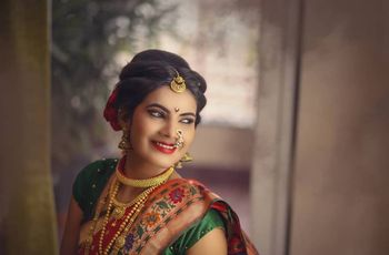 Marathi Makeup 101: How to Look like a Million Bucks on Your D-Day
