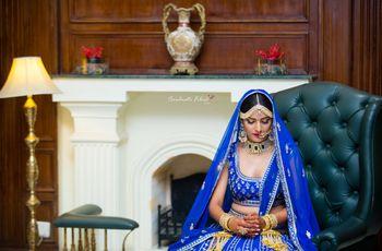 8 Gorgeous Styles That Show You How to Wear Lehenga Choli