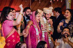 Fun Dance Floor Ideas For an Indian Wedding Reception