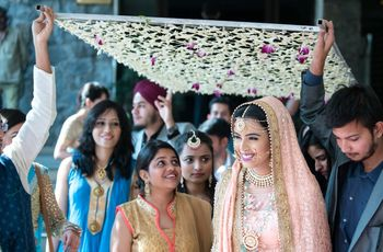 Outstanding Ideas for Bride's Entrance