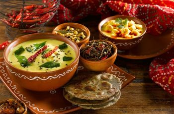 9 Winning Rajasthani Dishes You Should Put on Your Wedding Menu