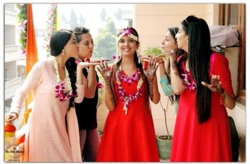 5 Types of Jewellery To Wear At Your Mehndi