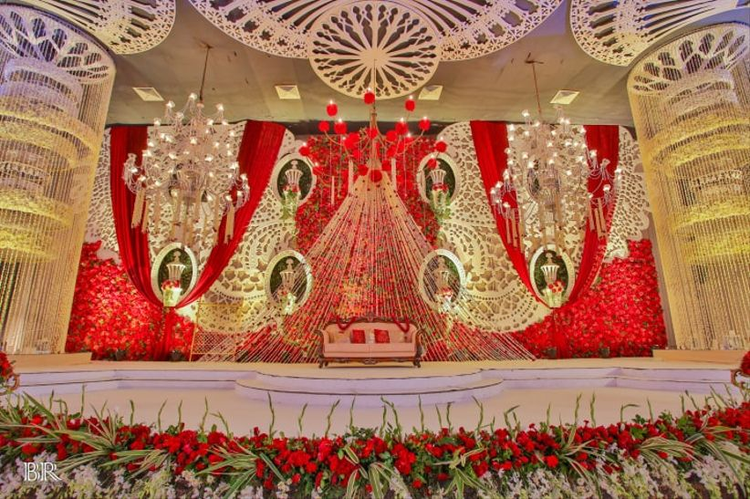 Stage Decoration As Seen Through The Eyes Of A Wedding Decorator