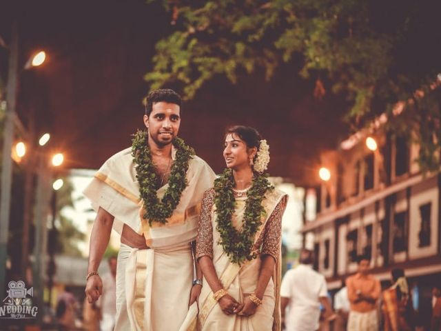 Tales From the Backwaters: 4 Sets of Kerala Wedding Ceremonies for Gen-next Couples
