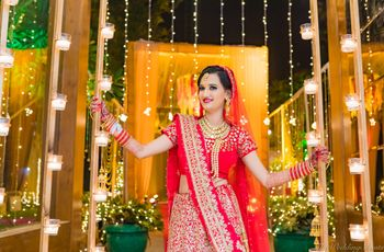 How to Wear Lehenga to Look Slim - The Only 4 Things You Need to Know