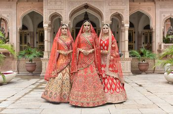 9 Engagement Lehenga Every Bride Needs to See Before She Begins Her Bridal Shopping