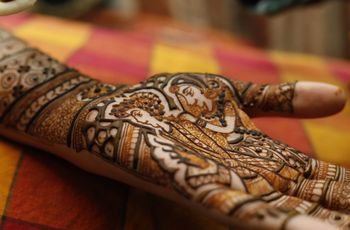 How to Win Hearts with Mehndi Front Hand Designs