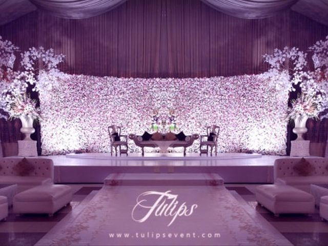 7 Stunning Flower Wall Decor Styles That Raise the Bar for Wedding Decoration