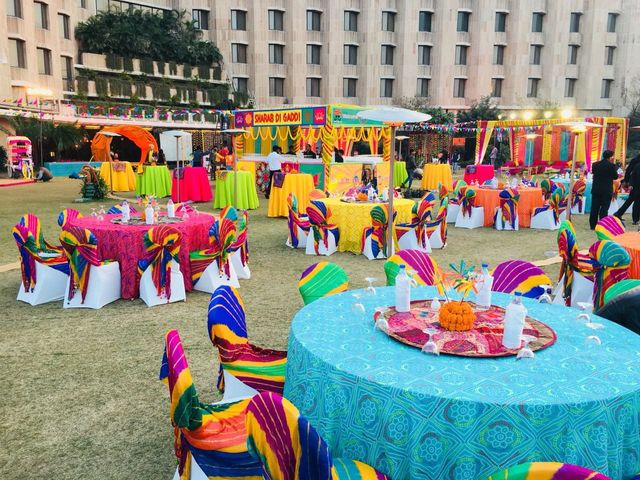 What Can Be the Best Seating Arrangement Idea for an Indian Wedding