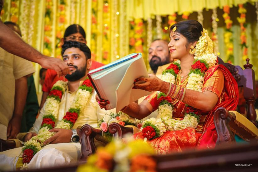 Kerala Hindu Wedding Traditions and Rituals That Make It a One of a