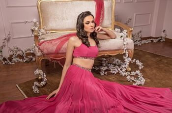 8 Stunning Choli Design Ideas for the Millennial Bride Who's Not Shy to Rock Her Style