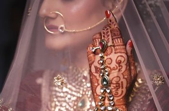 #BridalHennaGoals: 12 Simple Mehndi Photos Every Bride Needs to See Because They Are Drop Dead Gorgeous