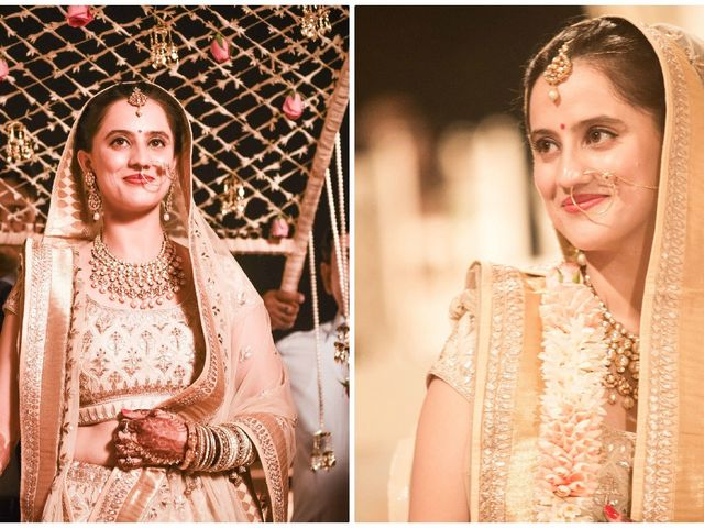 Meet the Bride Who Didn't Wear Makeup on Her Wedding