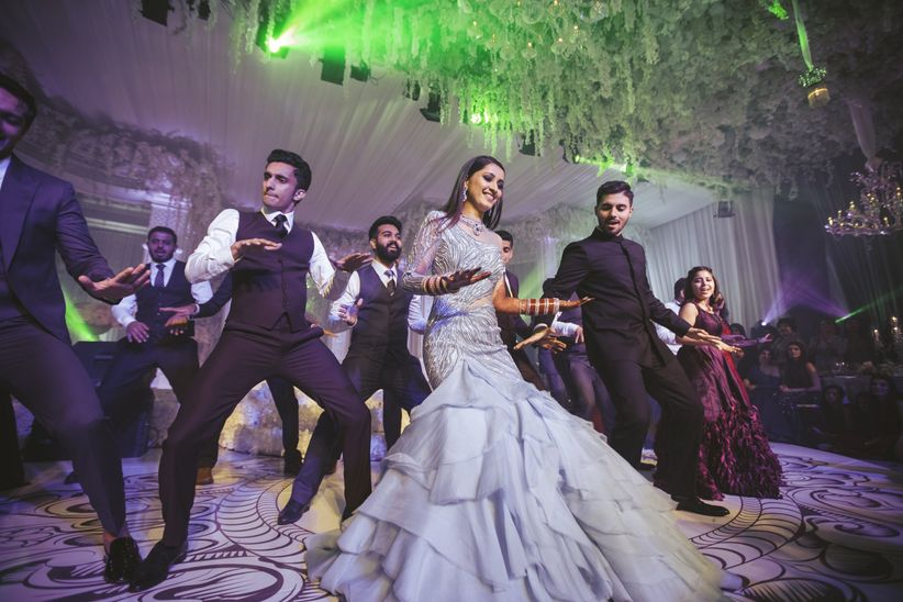 Dance hindi wedding