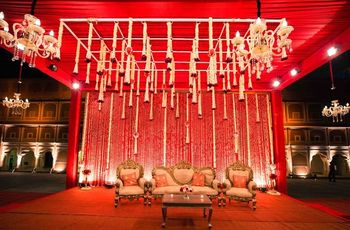 10 New Ideas to Use Flower Decoration for Wedding