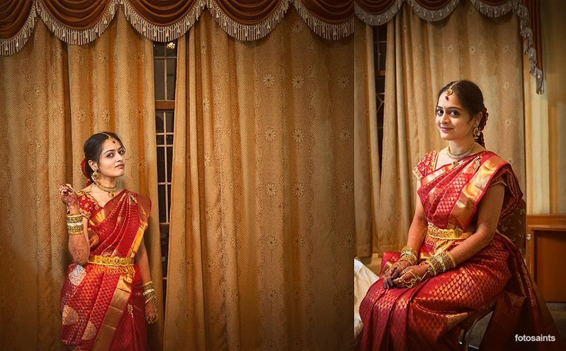 7e97e7755 The evergreen Kanchipuram silk sarees will never go out of fashion! You can  make your own bridal collection of these must have Kanchipuram silk sarees  in a ...