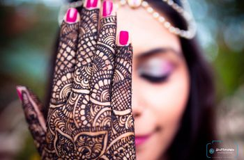 The Top 4 Indian Mehndi Designs for Weddings