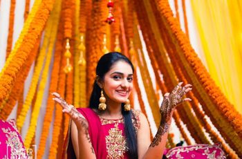 How to Choose the Best Mehndi Designs for Wedding to Look like a Dream