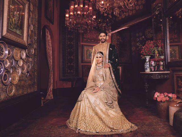 Pick Your Choice of Sabyasachi Bridal Lehenga from Our Top Selection