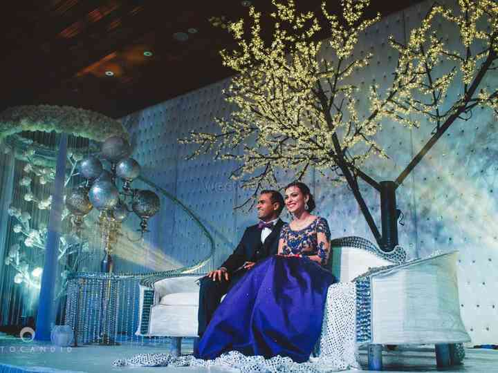 5 Unbelievable Wedding Stage Decoration Tips for the Perfect Backdrop
