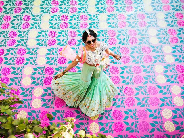 10 Gorgeous Day-Mehndi Setups You Can Use To Plan Yours